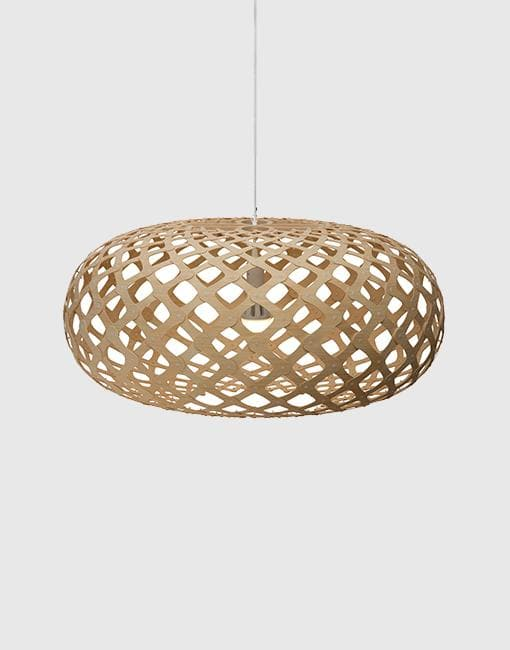 Kina Ceiling Pendant | By David Trubridge Ceiling Pendant David Trubridge ø1000mm +£615 Natural