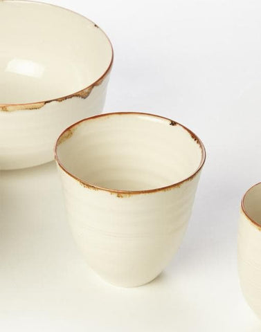 Yunomi Cup / Tea Cup 8cm x 10.5cm | By Kirsty Adams Tableware Kirsty Adams