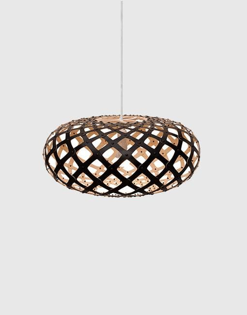 Kina Painted 1 Sides Ceiling Pendant | By David Trubridge Ceiling Pendant David Trubridge ø440mm