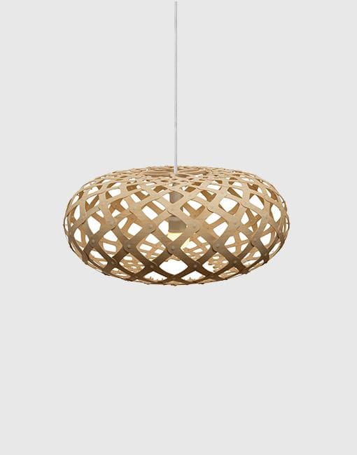 Kina Ceiling Pendant | By David Trubridge Ceiling Pendant David Trubridge ø440mm Natural