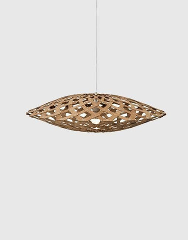 Flax Ceiling Pendant | By David Trubridge Ceiling Pendant David Trubridge Caramel
