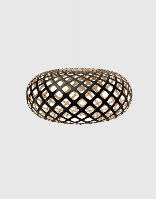 Kina Painted 1 Sides Ceiling Pendant | By David Trubridge Ceiling Pendant David Trubridge ø800mm +£585