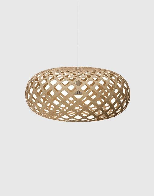 Kina Ceiling Pendant | By David Trubridge Ceiling Pendant David Trubridge ø800mm +£415 Natural