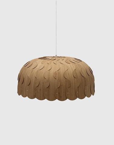 Beau Ceiling Pendant | By David Trubridge Ceiling Pendant David Trubridge Small Caramel