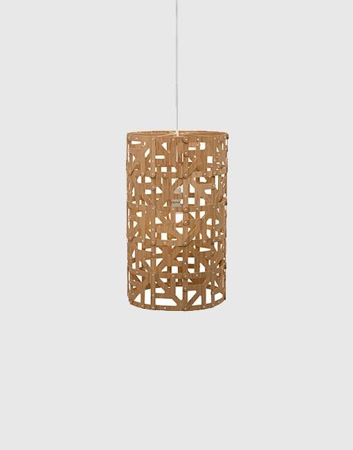 Ulu Ceiling Pendant | By David Trubridge Ceiling Pendant David Trubridge Full +£150 Caramel