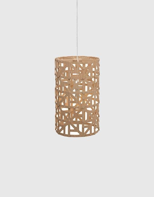 Ulu Ceiling Pendant | By David Trubridge Ceiling Pendant David Trubridge Full +£150 Natural