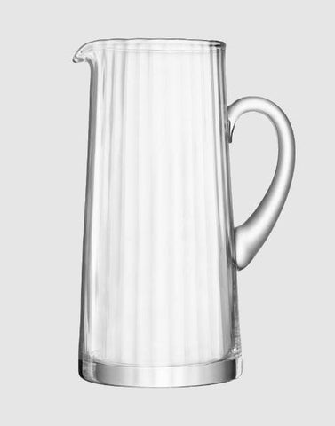 Aurelia Jug 1.9L Clear Optic | By LSA Glassware LSA