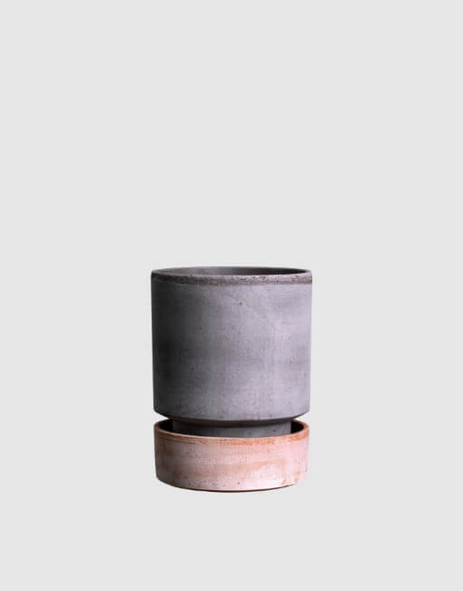 Hoff Clay Plant Pot | By Bergs Potters