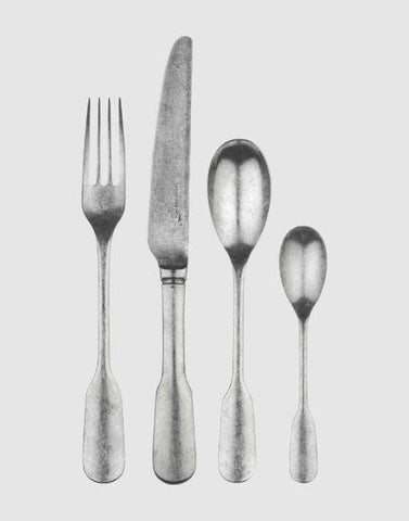 Fiddle Vintage Satin Cutlery Set | By Charingworth Cutlery Charingworth 16 Piece Set