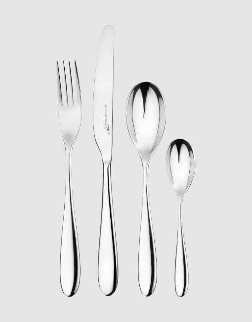 Santol Mirror Cutlery Set | By Charingworth Cutlery Charingworth 16 Piece Set