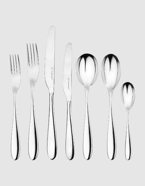 Santol Mirror Cutlery Set | By Charingworth Cutlery Charingworth 42 Piece Set +£160