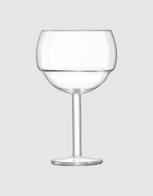 Mixologist Cocktail Balloon Glass 520ml Clear x 2 | By LSA Glassware LSA
