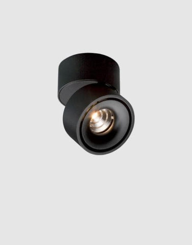Easy Spotlight | By AntiDark Wall & Ceiling Lights AntiDark Black 75mm