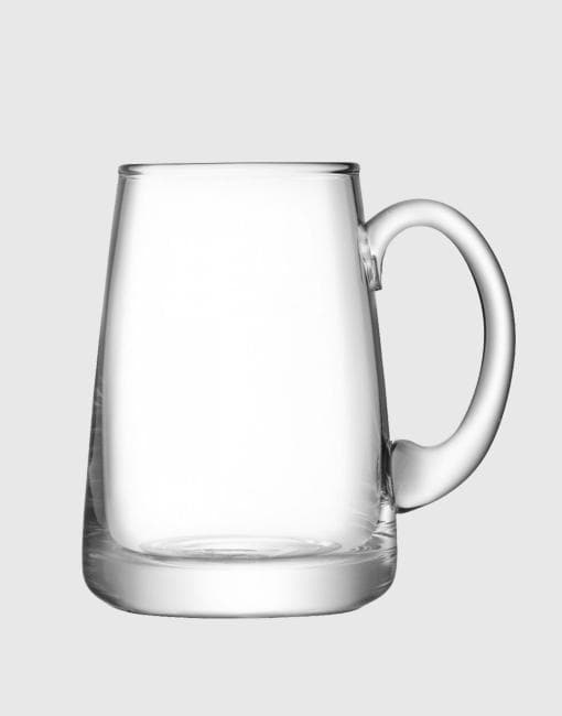 Handmade GIFT Beer Tankard 750ml | By LSA Glassware LSA
