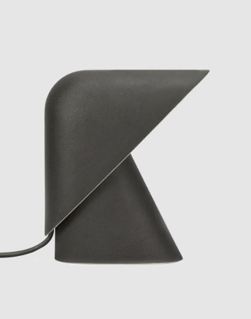 K Lamp Table Light | By Vitamin Table Light Vitamin Black