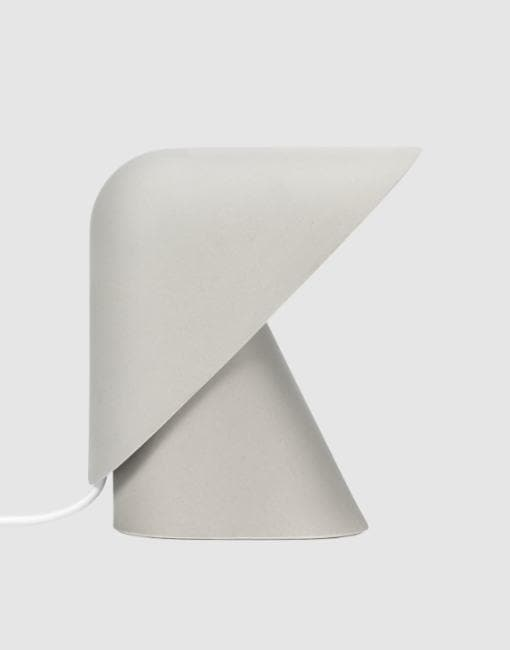 K Lamp Table Light | By Vitamin Table Light Vitamin Grey