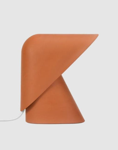 K Lamp Table Light | By Vitamin Table Light Vitamin Terracotta
