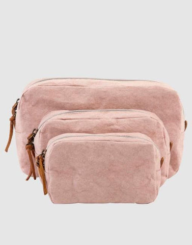 Rose Travel/Beauty Case | By Uashmama Laundry & Household Uashmama
