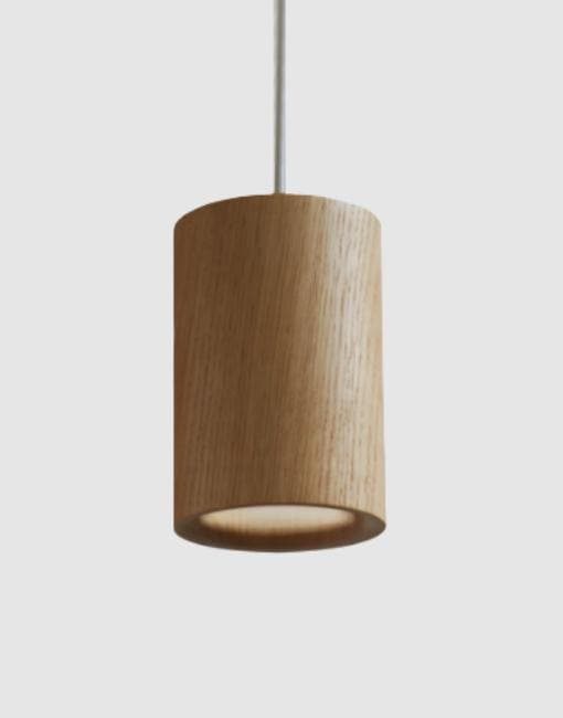Solid Ceiling Pendant | By Terence Woodgate Ceiling Pendant Terence Woodgate Natural Oak