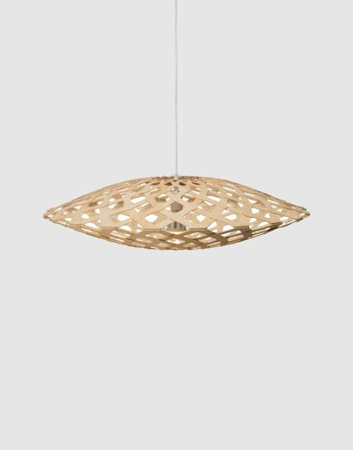 Flax Ceiling Pendant | By David Trubridge Ceiling Pendant David Trubridge Natural