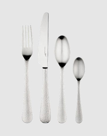 Planish Satin Cutlery Set | By Charingworth Cutlery Charingworth