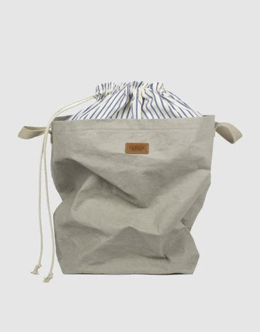Grey Laundry Carry Bag | By Uashmama Laundry & Household Uashmama