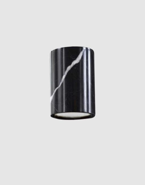 Solid Downlights | By Terence Woodgate Wall & Ceiling Lights Terence Woodgate Nero Marquina Marble
