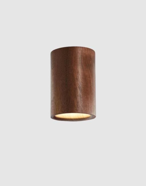 Solid Downlights | By Terence Woodgate Wall & Ceiling Lights Terence Woodgate Walnut