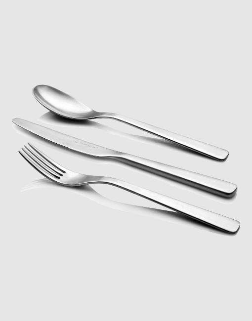 Baobab Satin Cutlery Set | By Studio William Cutlery Studio William