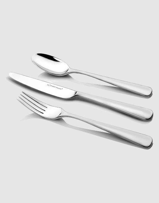 Mahogany Satin Cutlery Set | By Studio William Cutlery Studio William