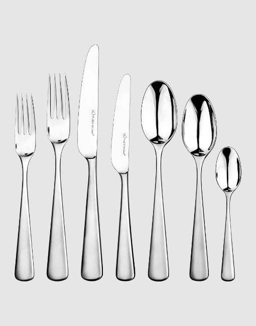 Mahogany Satin Cutlery Set | By Studio William Cutlery Studio William 42 Piece Set +£175
