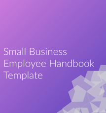 Employee Handbook Sample Template (updated annually)