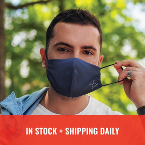 STING FACE MASK PURE NAVY