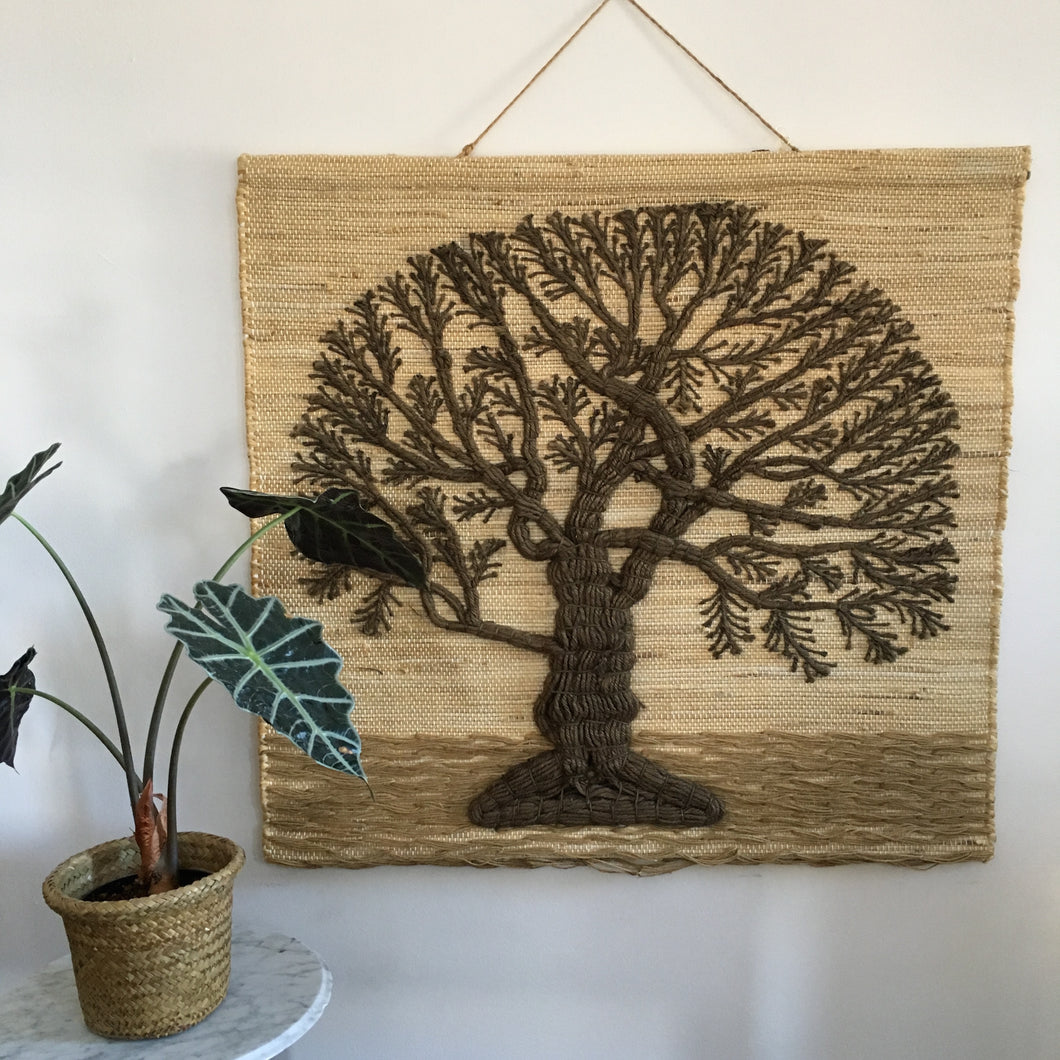 Large Woven Tree of Life