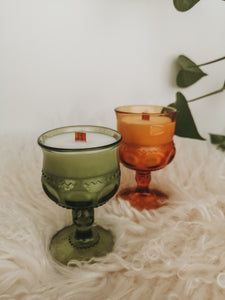 Vintage Candle Collection