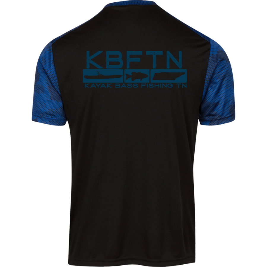 KBFTN Men's Camo Hex T-Shirt