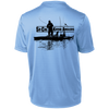 SO-CAL Youth Moisture-Wicking Fishing T-Shirt