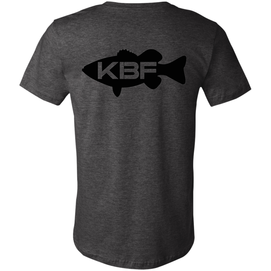 Kayak Bass Fishing T-Shirt