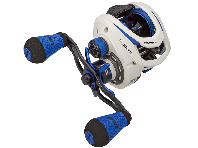 Lew's® Custom Inshore Speed Spool® SLP Series