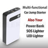 Multi-Function 12000mAh Car Jump Starter