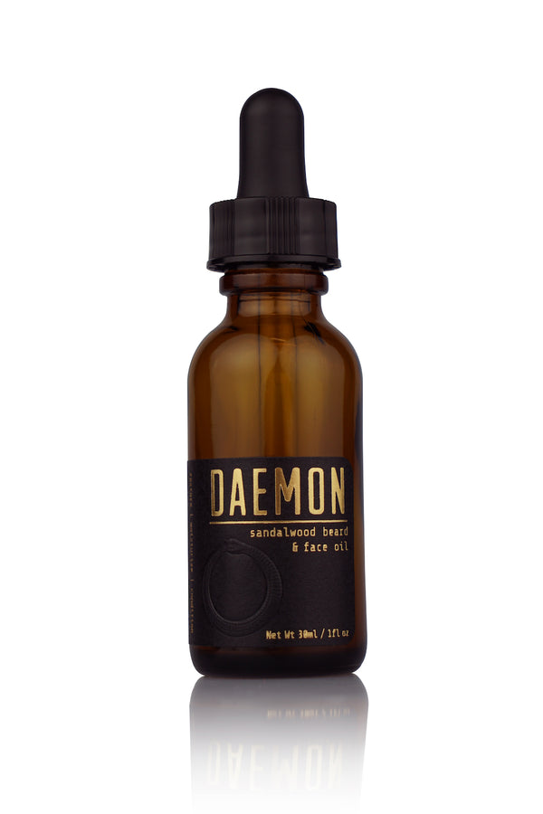 Sandalwood Beard & Face Oil