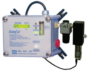 RAM ABL-4021-DPX Combination CO and Dew Point Monitor