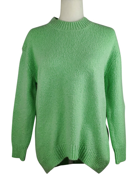Leith Green Sweater
