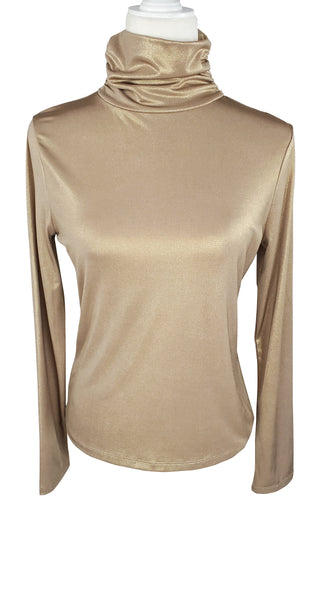 Earn London Gold Turtleneck