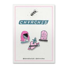 CHVRCHES x Don't Die Capsule [LIMITED EDITION]