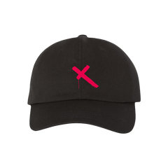 Embroidered X Hat