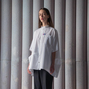 LABORATORY SHIRT - WHITE