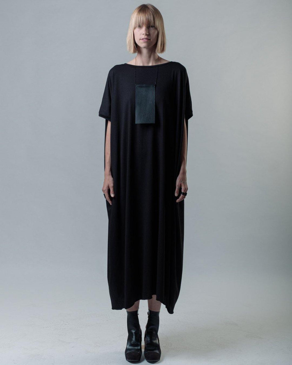 LONG RECTANGLE DRESS