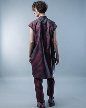 HYBRID SHIRT DRESS - HANA FRISONSOVA