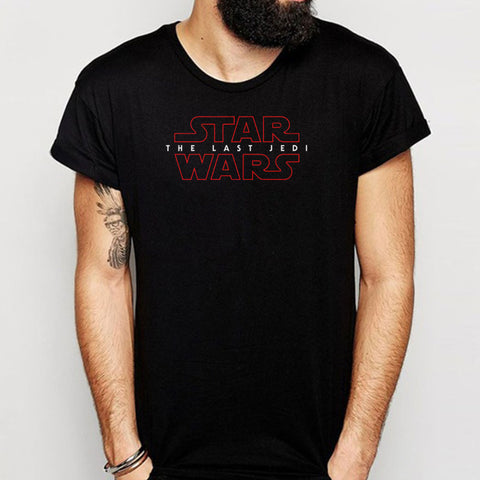 1 New Star Wars The Last Jedi Men'S T Shirt